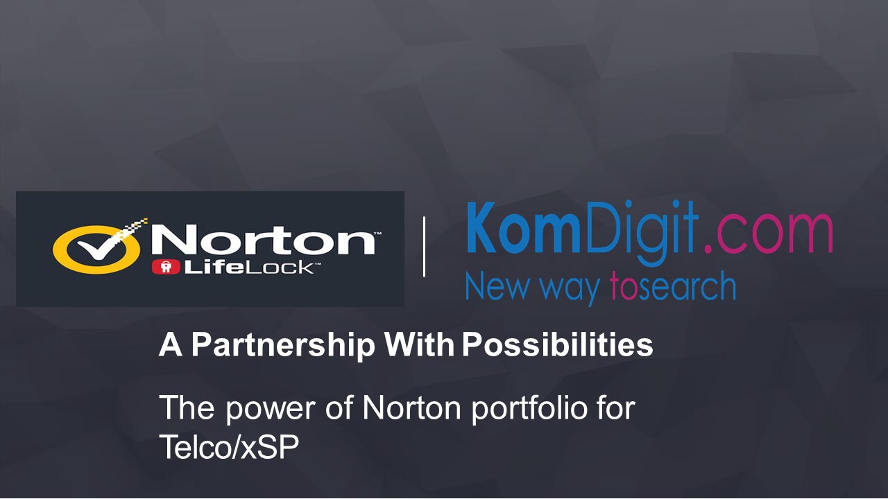 Komdigit NortonLifeLock Partner