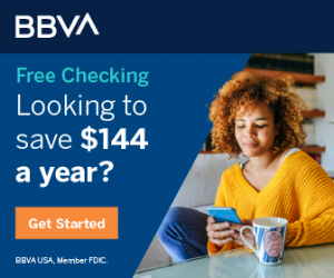BBVA Free Checking Account